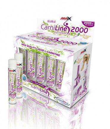 AMIX CarniLine ® Pro Fitness 2000 / 25ml. / 1 Amp.