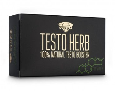 Тесто Херб 60 таблетки