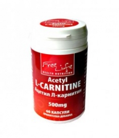 Free Life Acetyl L-CARNITINE / Ацетил Л-карнитин