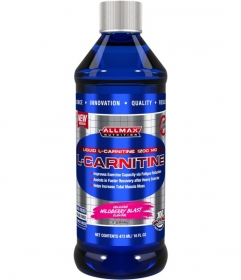 AllMax - L-Carnitine 473ml