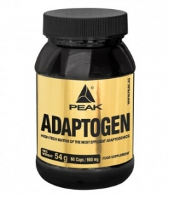 PEAK Adaptogen 60 Caps.