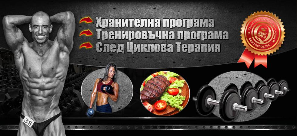 Hranitelni i trenirovychni programi